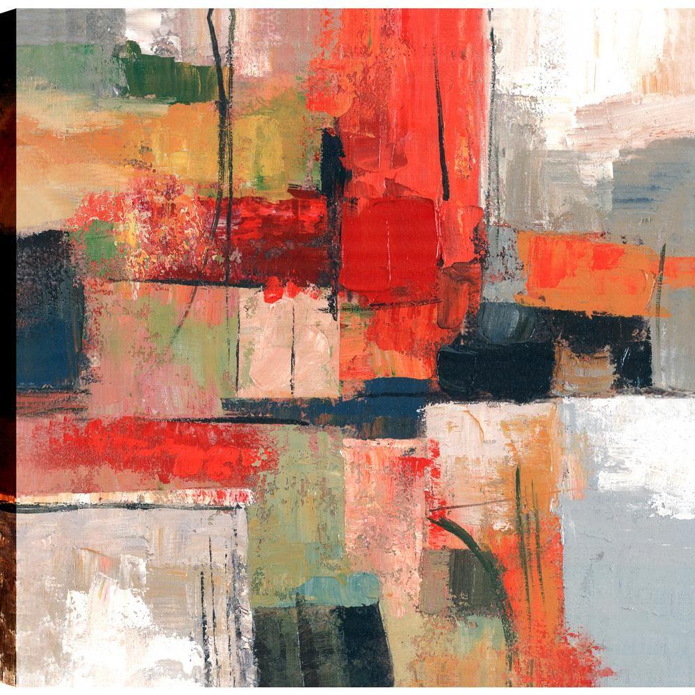 abstract corners ii abstract