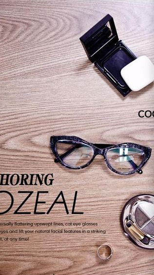 All frame styles for chic lady, OZEAL glasses inspire you with ...