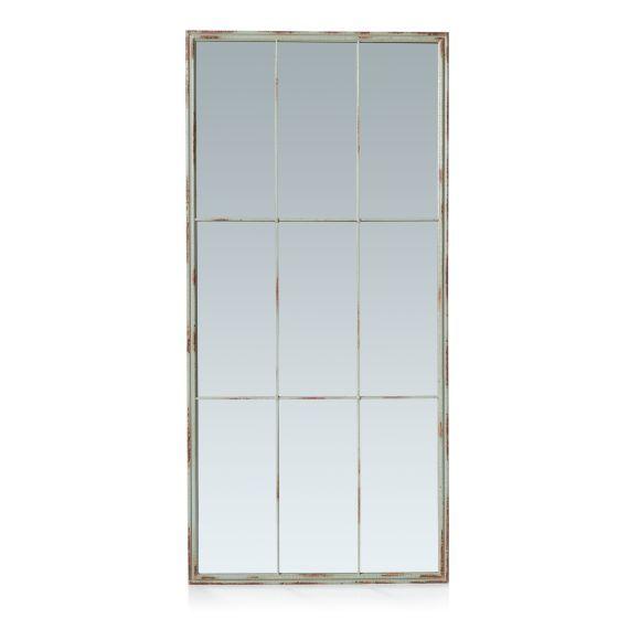 Kleiderschrank spiegel modern  Spiegel, Industrial Look, Metall/Glas Vorderansicht | Möbel ...