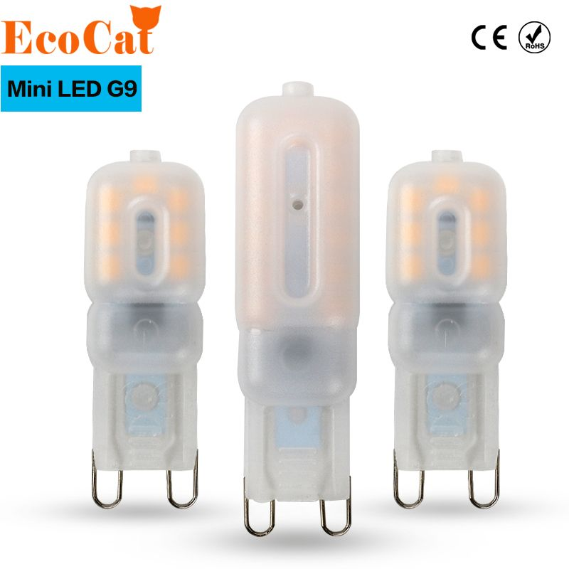 Eco Chat G9 Led 220 V 14 Leds 26 Leds Led G9 Lampe Led Ampoule Smd 2835 Led G9 Lumiere Remplacer 20 W 40 W Lampe Halogene Lumiere Led Bulb Halogen Lamp G9 Led