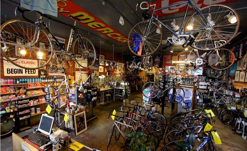 Ten Of The World S Coolest Bike Shops Fahrrad Geschaft