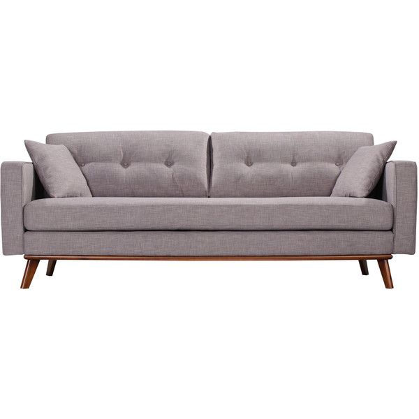 Sensational Frey Sofa Found On Polyvore Featuring Home Furniture Sofas Pdpeps Interior Chair Design Pdpepsorg
