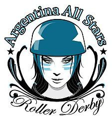 Argentina All Stars Wikipedia The Free Encyclopedia Roller Derby Roller Derby Art Derby
