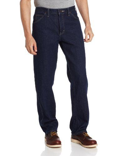 a0466075b Industries Needs — Dickies Men's Stone Washed Relaxed Fit Carpenter Jean