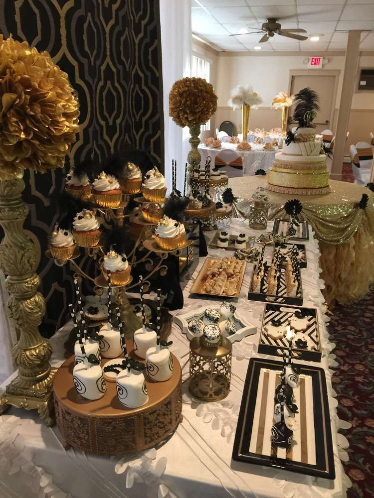 Great Gatsby Quinceañera Party Ideas | Photo 4 of 25 & Great Gatsby Quinceañera Party Ideas | Pinterest | Gatsby Harlem ...
