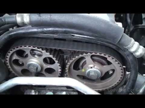 Chevy Aveo Timing Belt Part 2 Youtube Chevy Timing Belt
