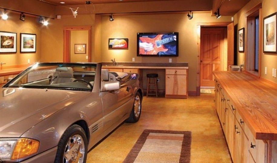 Garage Tv Ideas : This is a little about garage conversion ideas elegant