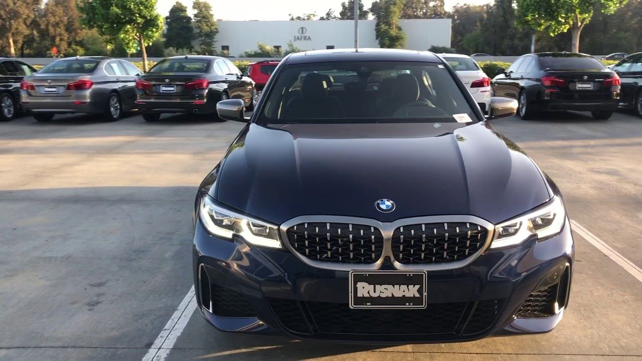 2020 Bmw M340i Tanzanite Blue Metallic 360 Sunset Walk Around The Latest Information About New Cars Release Date Redesign And Rumors Bmw Latest Bmw Bmw Price