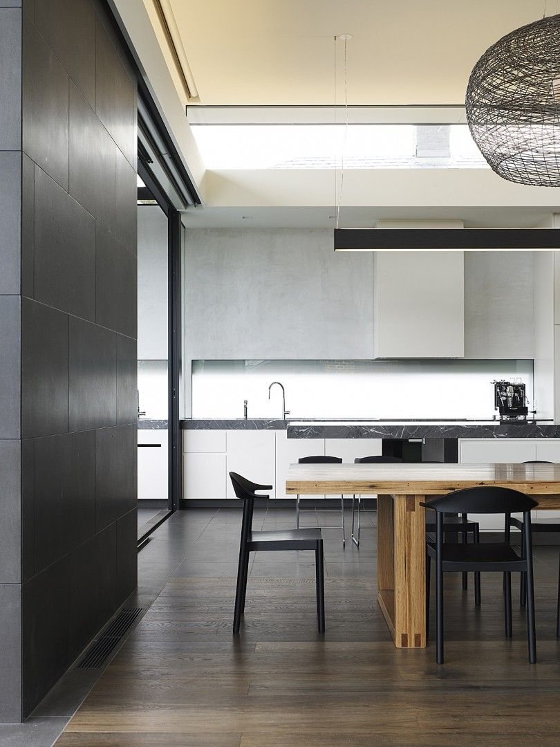 Pin By Living Interior Design On Minimalism Simplicity Is The Keynote Of All Elegance Kitchen Design Interior Architecture Dining Room Design