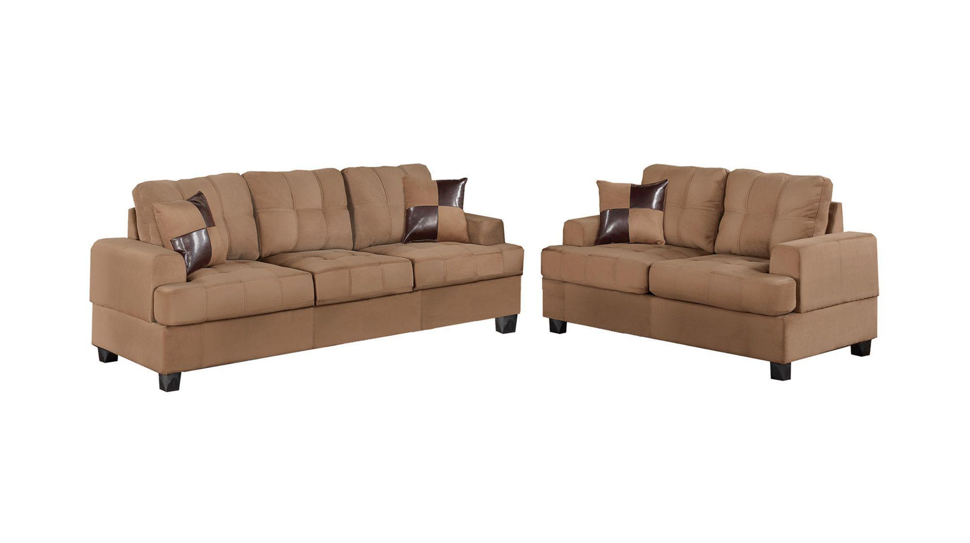 Birchview Sofa and Loveseat Set