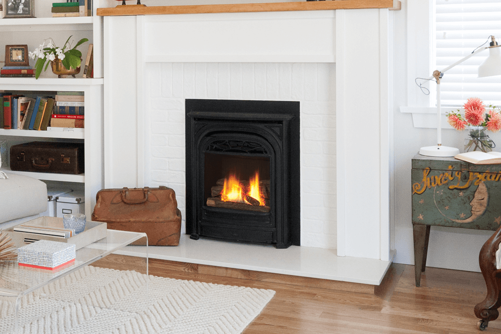 Portrait Gas Fireplace Valor Gas Fireplaces In 2020 Gas