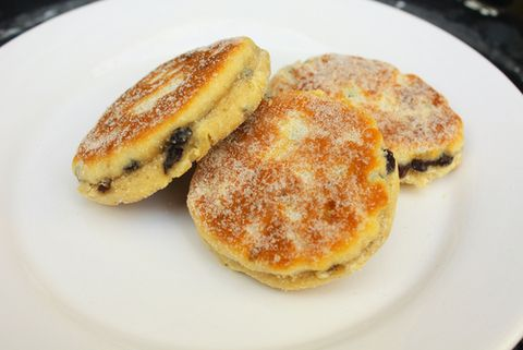 Baking Welsh Cakes With Children