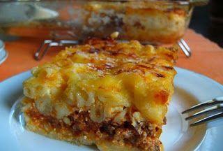 Cara Membuat Makaroni Panggang Dengan Mudah Dan Enak Lasagna Resep Makanan Resep Pasta