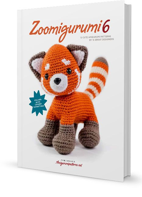 Amazon.com: Puffy Pals Amigurumi Crochet Pattern (Easy Crochet ... | 647x466