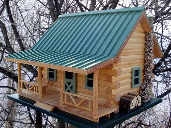 Beautiful Bird House Designs You Will Fall In Love With 38 Unique Bird Houses Bird Houses Diy Bird Houses