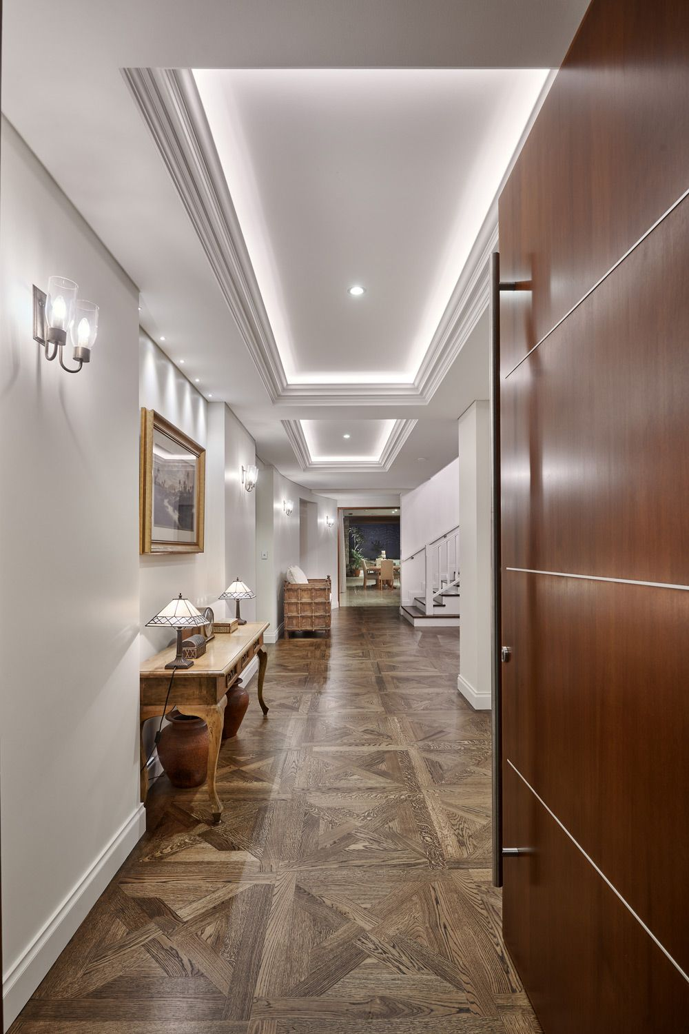 Despite the initial hiccup in the building process, the beautifully crafted home delivered by Luxus is no doubt the silver lining of the cloud in this story. #LuxuryHomes #LuxuryBuilders #FrenchProvincialStyle #ClassicHomesDesign