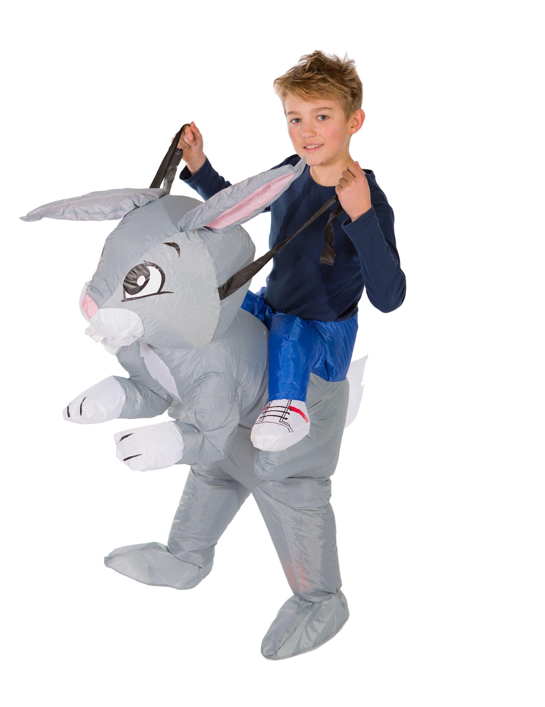 Bodysocks/® Costume Gonfiabile da Coccodrillo per Adulti