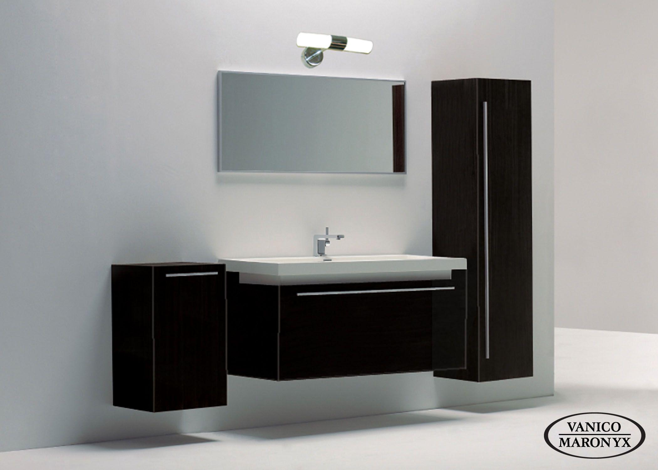 Mobilier de salle de bain NUOVA de la SéRIE EXPRESS VANICO