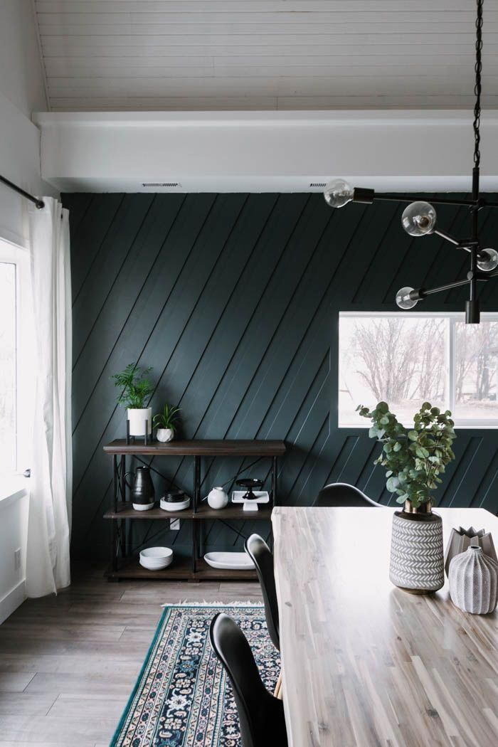 Dare Black In The Living Room In 2020 With Images Feature