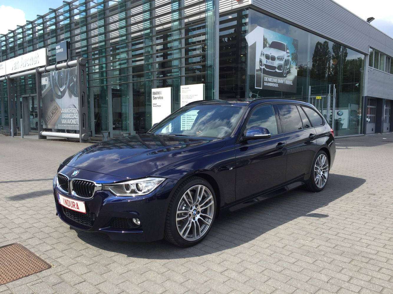 bmw f31 330d touring m sport in individual tanzanite blue cars motorcycles pinterest bmw. Black Bedroom Furniture Sets. Home Design Ideas