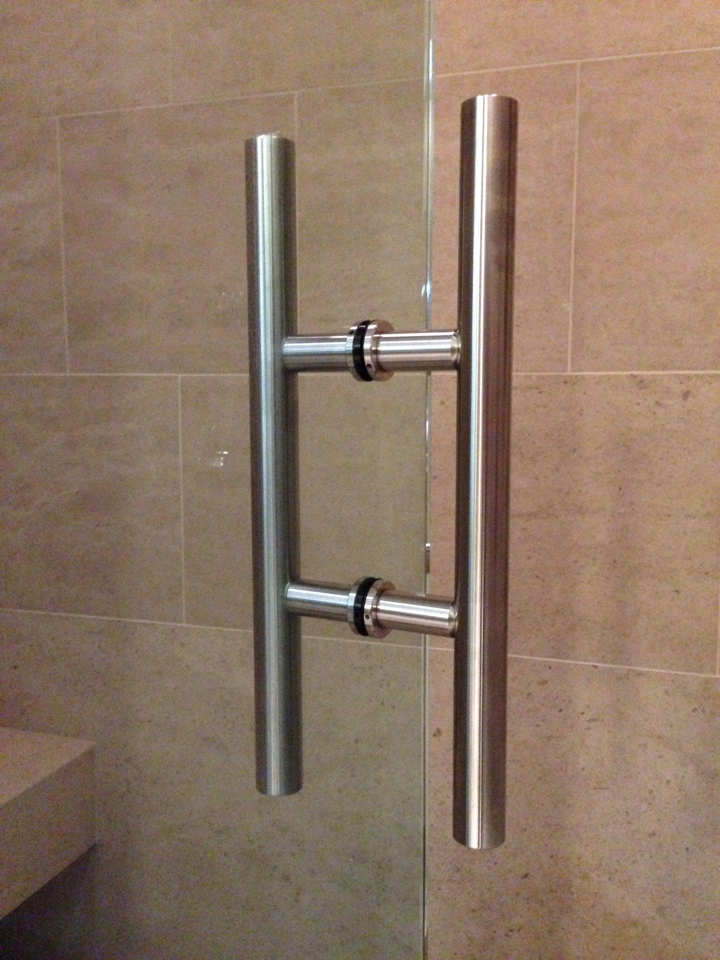 Minimalist Shower Door Pull By Hafele Minimalist Showers Shower Doors Hafele