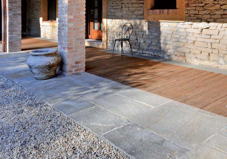 Photo of Verlegen Sie Steinplatten für die Terrasse – Terrassenplatten