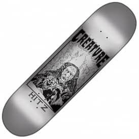 """Creature Skateboards Hitz Plague Skateboard Deck 8.5"""""""