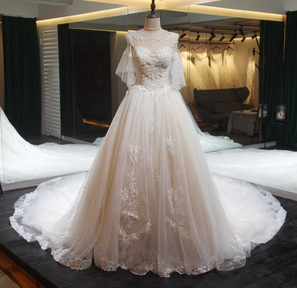 Find more wedding dresses information about new design long wedding