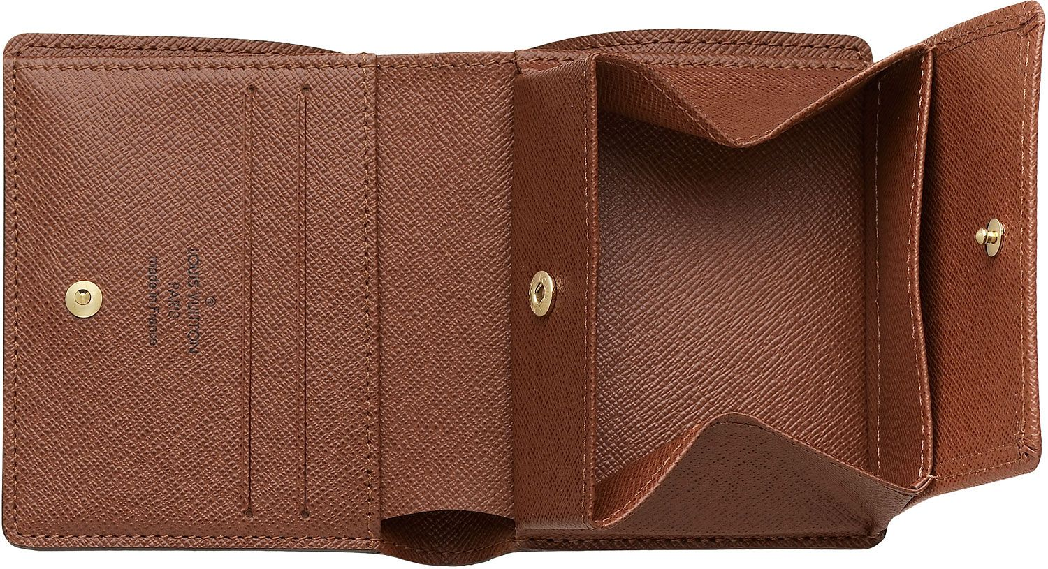 Louis vuitton mens billfold wallet with 6 credit card