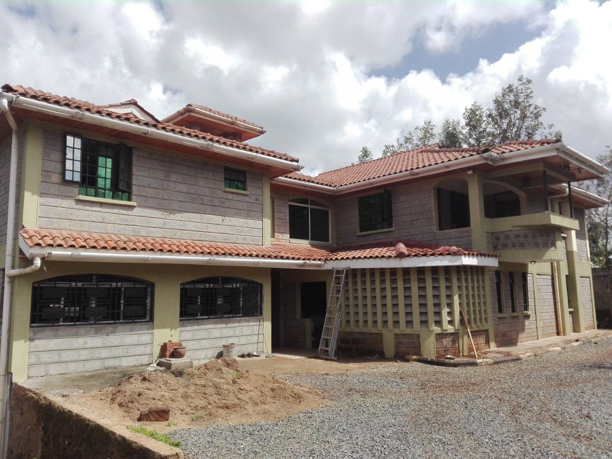 Eight Bedroom Mansion For Sale In Zambia Ngong Mansions