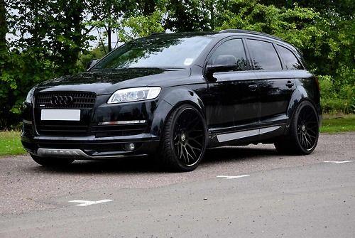 アウディQ7 V12 TDIクワトロ | CAR | Pinterest | Audi q7 and