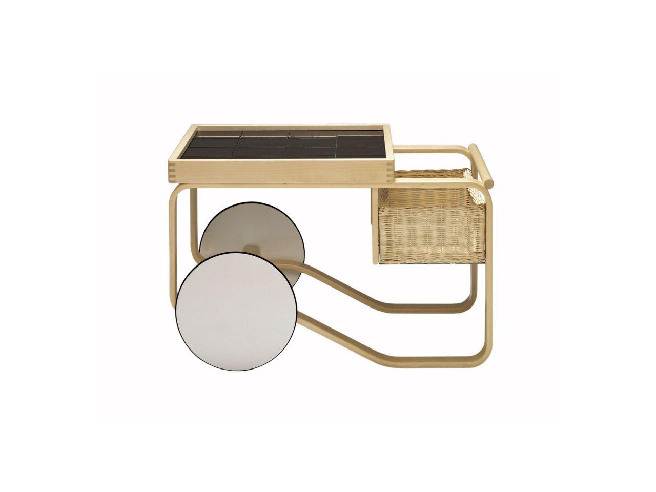 Buffet Table  Designer: Alvar Aalto   Year: 1937