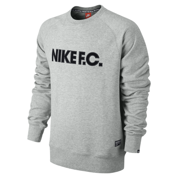 885e206a8c5 $80 NIKE AW77 F.C. GRAPHIC CREW | Shirts - Mens sweatshirts, Crew ...