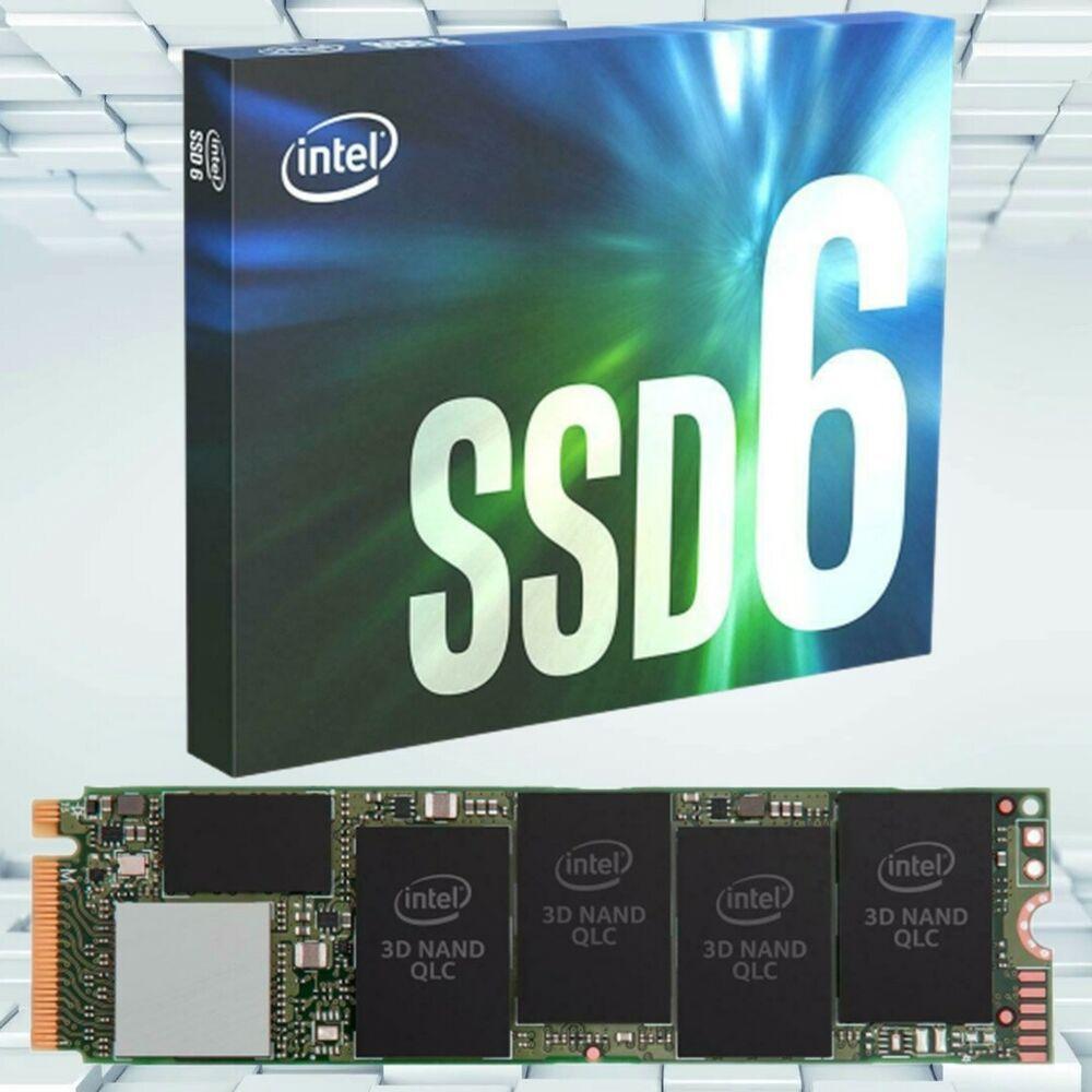 Intel 660p Series Ssdpeknw512g8x1 512gb M 2 80mm Pci Express 3 0 X4 Ssd Qlc Intel In 2020 Ssd Intel Expressions