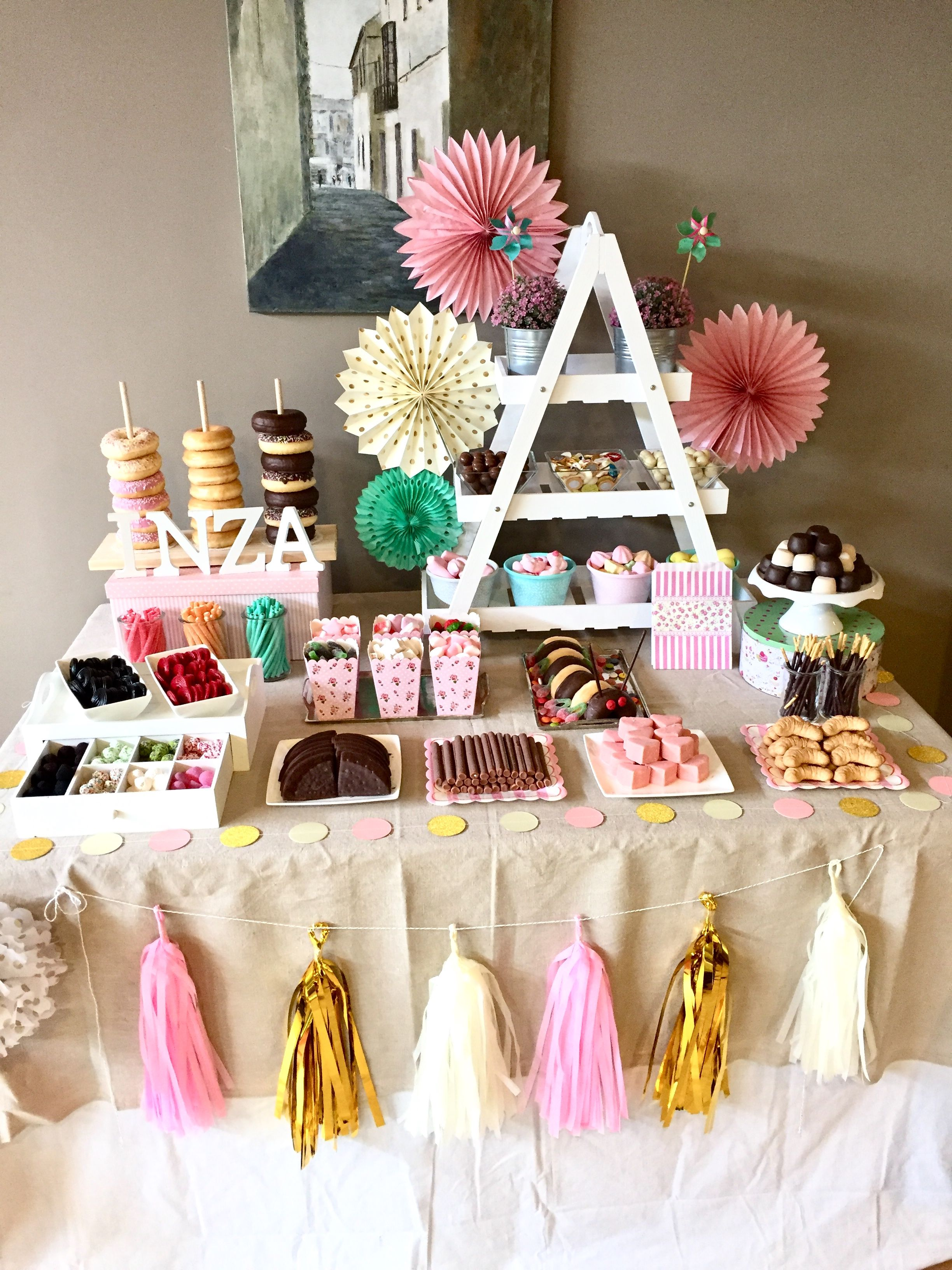Candy bar eventos fiestas cominion bar ideen - Ideas decoracion bar ...