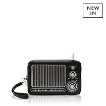 Lulu FM Radio Clutch / Lulu Guinness
