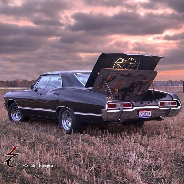 Yea please! | Supernatural impala, Chevy impala, Chevrolet