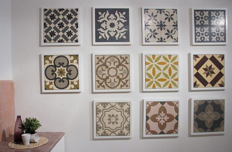 Mosaic del Sur Zementfliesen, aber auch dekorativer Granit ...