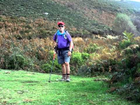 Miguel el  Montañeru Solitario en Pico la Burra  Blanca