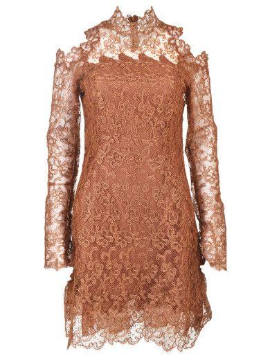 ERMANNO SCERVINO Ermanno Scervino Embroidered Dress. #ermannoscervino #cloth #dresses