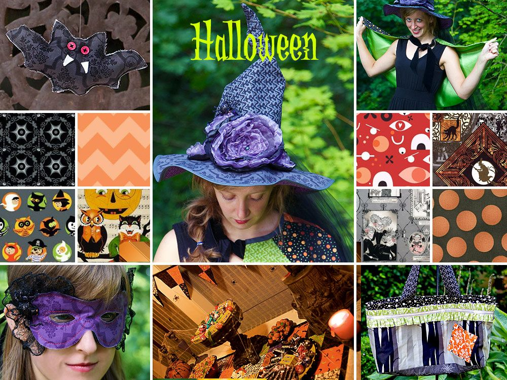 Get Ready 4 Fall: Halloween Round-Up | Sew4Home
