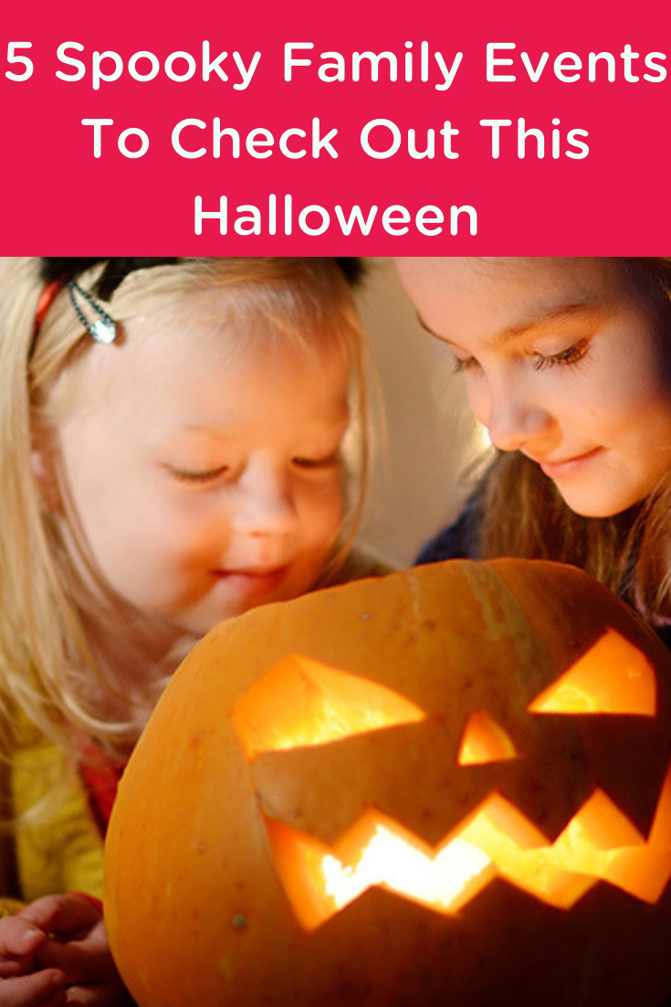 5 Spooky Family Events To Check Out This Halloween