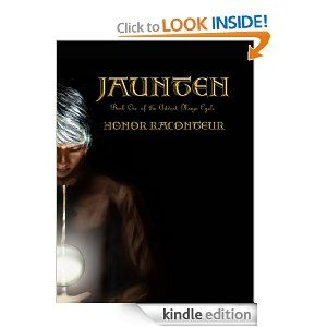 Jaunten (Advent Mage Cycle) www.kindlemojo.com