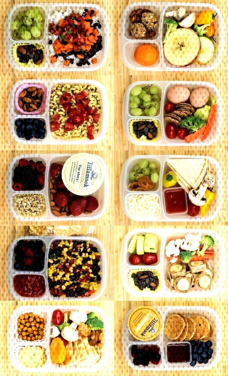 Healthy Lunch Box Ideas for Kids or Adults | Creative Lunches 12 Healthy Lunch Box Ideas for Kids o