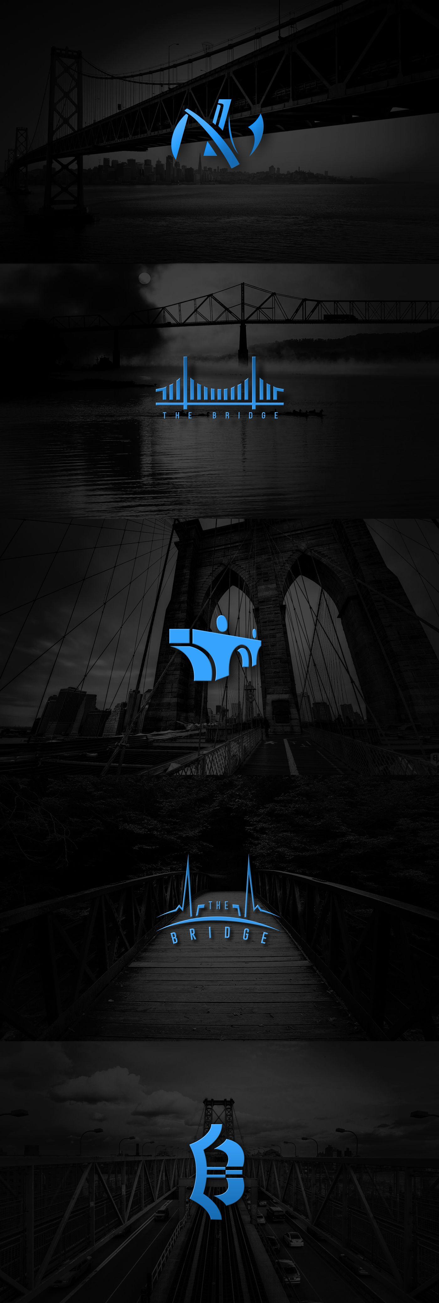 Cassandra cappello graphic design toronto - The Bridge Logo Concepts On Behance