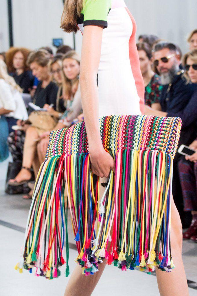 Emilio Pucci Spring  17 Rainbow Statement Clutch Fashion 101, Luxury Fashion,  Fashion Bags 5d7aaf64d39
