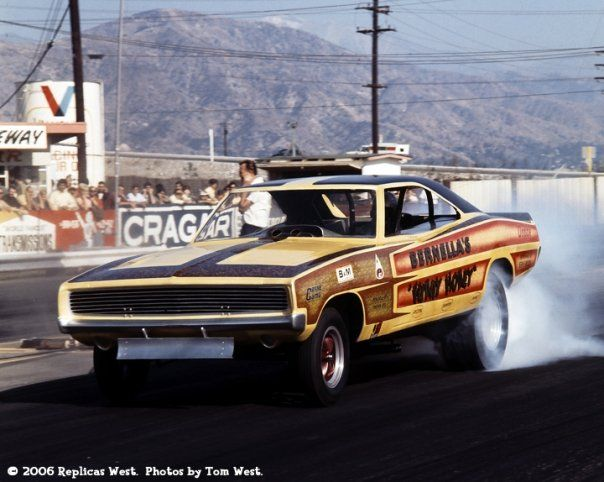 Bernella S Funny Honey 1968 Dodge Charger Funny Car Dodge