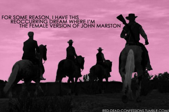 RED DEAD CONFESSIONS