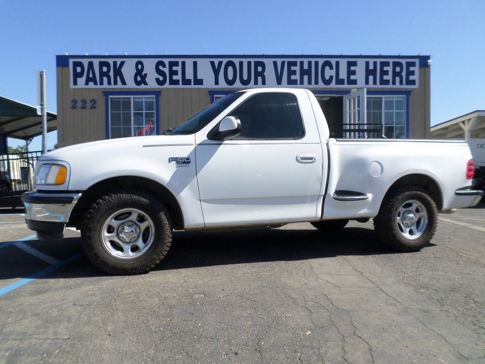 1998 Ford F150 Xlt 4wd Pick Up Nitto Mud Grappler 40 15 50r20