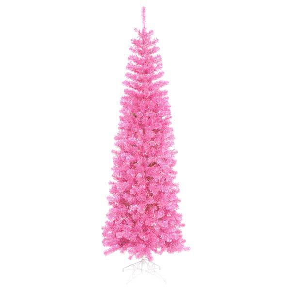fake pink christmas! Oh So Shabby ! Pinterest Pink christmas